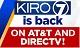 KIRO-TV Seattle on DIRECTV